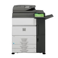 Floor Model Sharp MX-7040N Color A3 Laser Copier