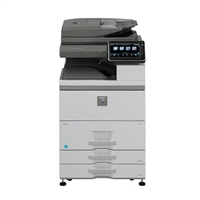 Floor Model Sharp MX-M654N Mono A3 Laser Copier