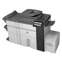 Sharp MX-7580N High-Speed Color Production Printer