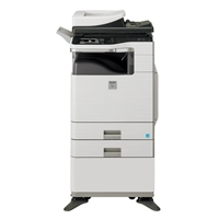 Refurbished Sharp MX-B402SC A4 Black Laser Multifunction Copier