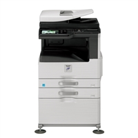 Sharp MX-M264N A3 Black Laser Copier - Floor Model