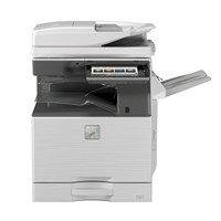 Brand New Sharp MX-4070N Color A3 Laser Copier