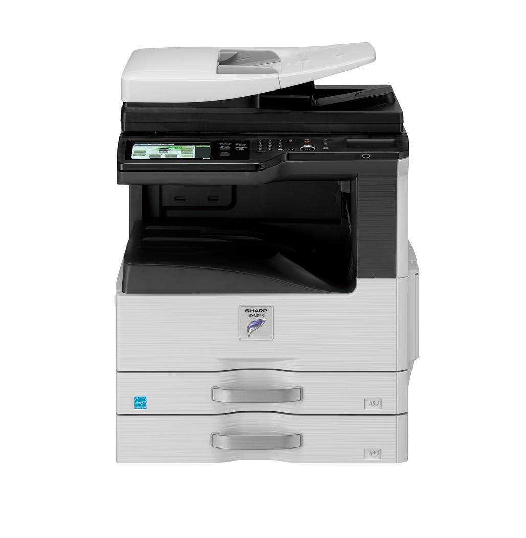 New Driver: Sharp MX-M354N Printer CR3 PCL6 PS
