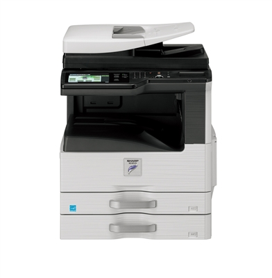 Brand New Sharp Multifunction MX-M354N Black and White Copier