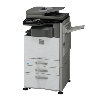 Brand New Sharp Copier - MX-M564N Multifunction Printer