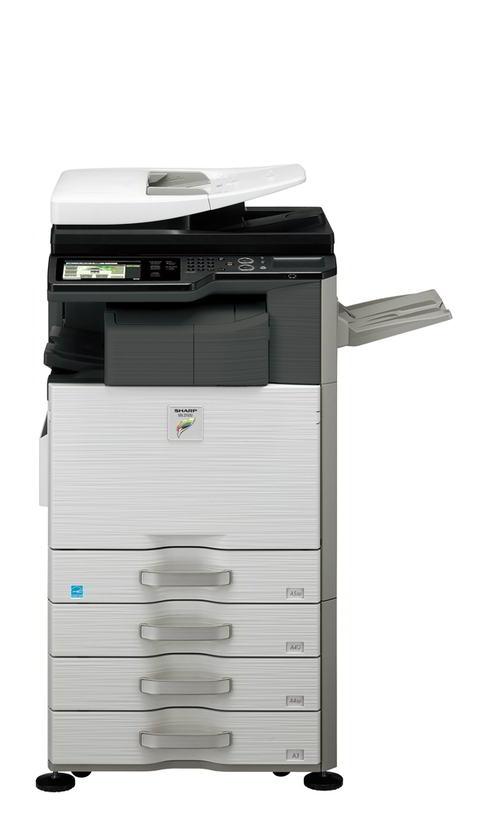 Sharp MX-C401 Printer XPS Windows 8 X64