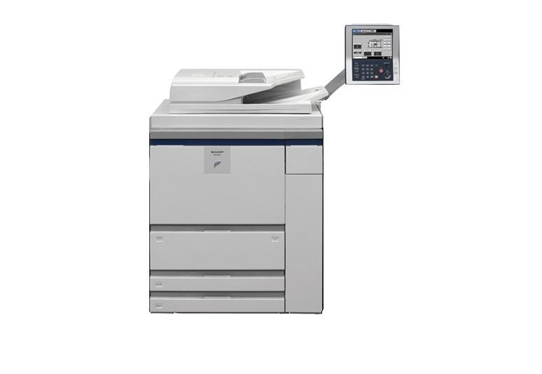 SHARP MX M850 PDF