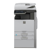 Refurbished Sharp MX-4111N Color A3 Laser Copier
