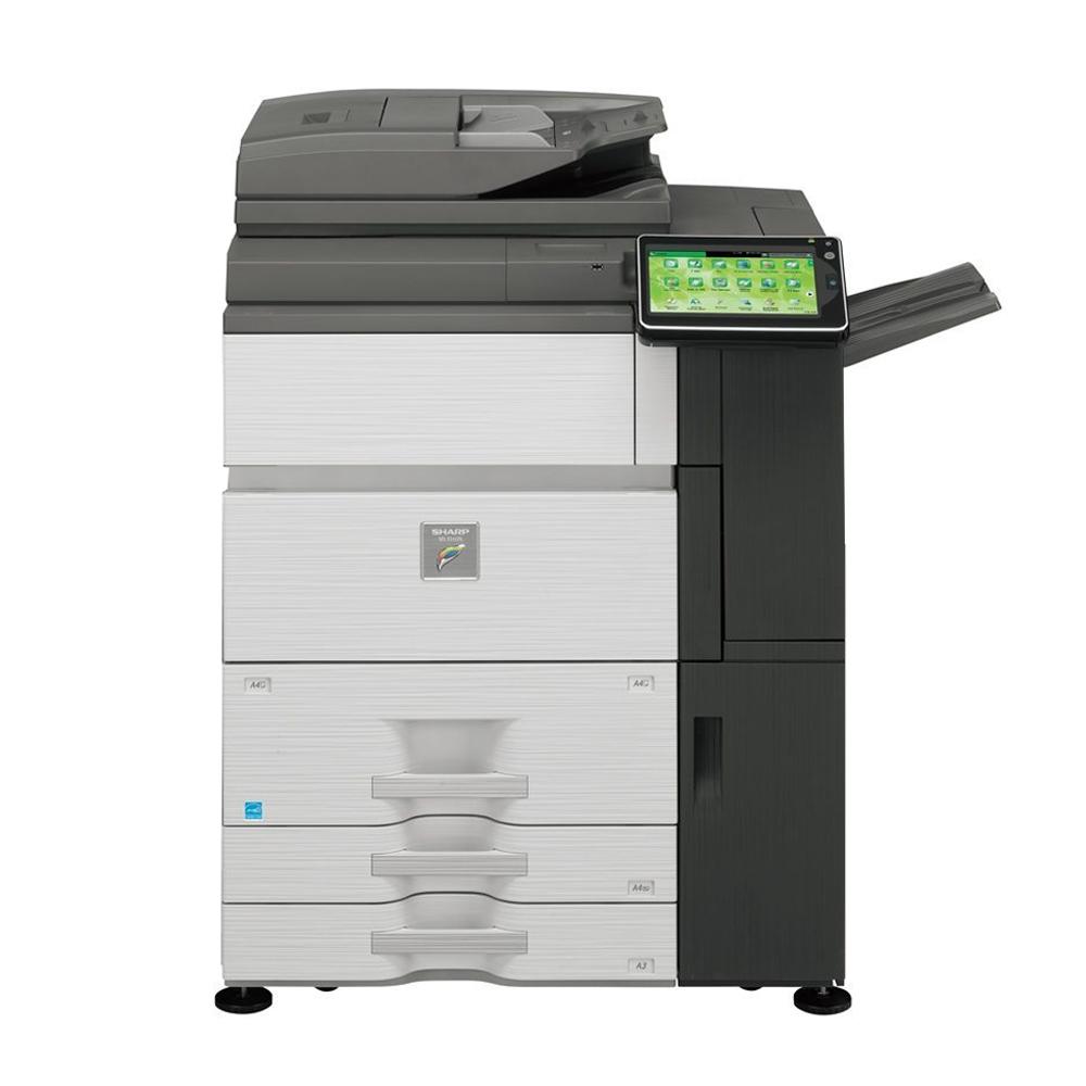 Sharp MX-6240N Printer PCL6 PS Linux