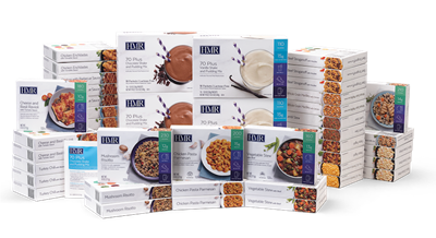 HMR at Home® - Healthy Solutions Quick Start® Diet Kit Lactose-Free