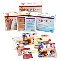 HMR Healthy Shakes® Diet Kit Lactose-Free