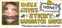 Uncle Stevie's Sticky Sasquatch Sauce