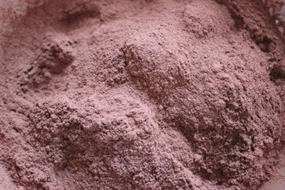 Mimosa Hostilis Powdered Purple Clothing Dye Rootbark Imported From Brazil Finely Powdered (enough to dye 400-500 standard cotton t- shirts) 10 KILOgrams(Bulk Special Price!)