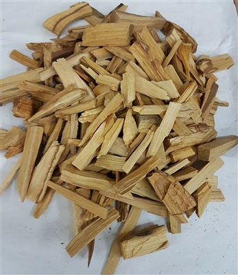 PALO SANTO CHIPS NATURAL INCENSE ON SALE 1 lb (Bursera Graveolens)ORIGINAL SMELL