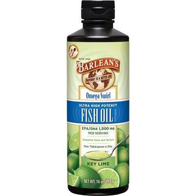 Barlean 39 s fish oil omega swirl ultra high potency key for Barlean s omega swirl fish oil