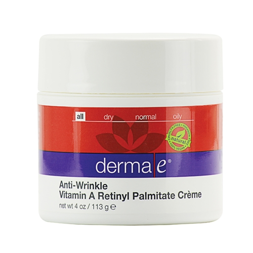Anti-Wrinkle Vitamin A Retinyl Palmitate Creme, 4oz
