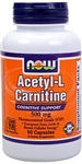 ACETYL L-CARNITINE 500mg (50 Vcaps)