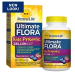 Ultimate Flora Kids Probiotic, Berry-licious Flavor (30 chewable tabs)
