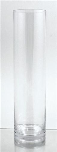 Glass Cylinder Vase 14 Quot X 4 Quot