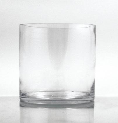 Glass Cylinder Vase 5 X 5
