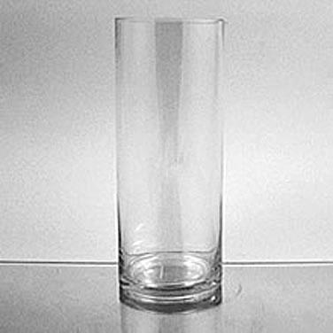 Bulk Cylinder Vases Clear Glass Cylinder Vase 10 X 4
