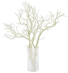 Sandblasted Manzanita Branch Party Pack - 6 Complete Centerpieces (Shipping Included!)