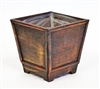 Vintage style container, small