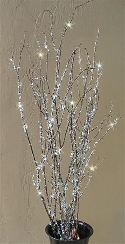Sparkle Birch Branches