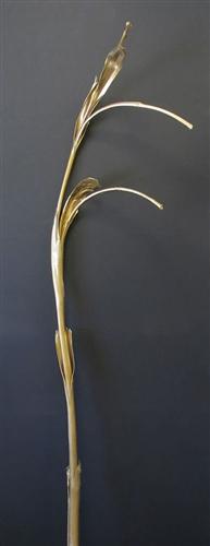 Banana Branches Stalks Gold