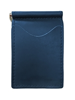 ocean blue back saver wallet