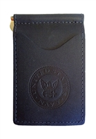 United States Navy Logo on wallet