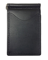 black - back saver wallet