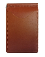 english tan back saver wallet