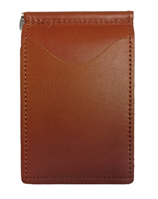Premium tan - back saver wallet