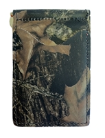 camo - back saver wallet