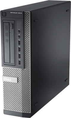 Dell Optiplex 7010 SFF Windows 7/10 Intel Core i5 QUAD DVD/RW WiFi HDD/SSD