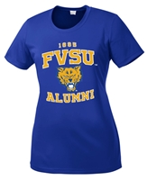 Fort Valley State University Women's Alumni T-shirt
