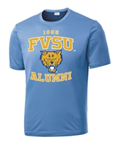 Fort Valley State University Unisex Alumni T-shirt