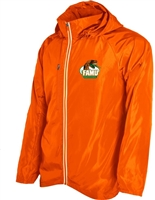 HBCU Rain Jacket, National Alumni Association,