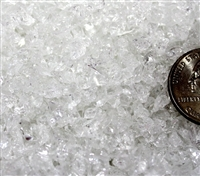 Transparent Crystal Coarse Frit