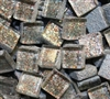 "Glitter Tiles..3/8""..Grey Confetti"
