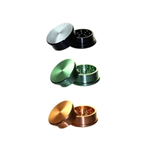 Anodized Aluminum 2 Parts Grinder