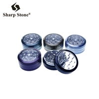 Sharpstone Grinder Clear Top 2.2''  2 Piece