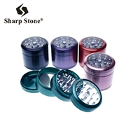 Sharpstone Grinder Clear Top 2.2''  4 Piece