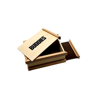 Buddies Wooden Pollen Sifter Storage Box (Small)