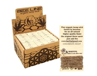 BEE LINE Thin Hempwick Display OG 78ct