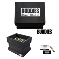 Buddies Bump Box Cone Filling Machine for King Size Pre-Rolled Cones