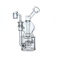 C6124QB Crystal Glass Recycler  7.5''