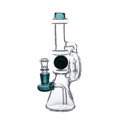 C6138 Crystal Glass Recycler  7.5''
