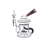 C6144 Crystal Glass Recycler 7.5''
